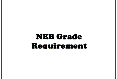 NEB Admission Criteria For Class 11 Admission. How Much GPA needs for each subject.