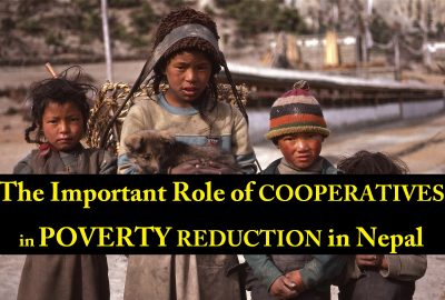 The Important Role of COOPERATIVES in POVERTY REDUCTION in Nepal