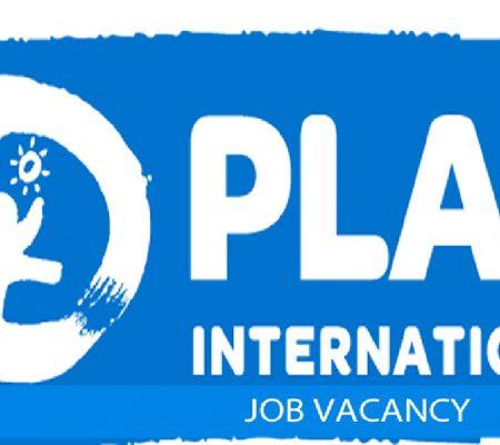 Vacancy Announcement from Plan International