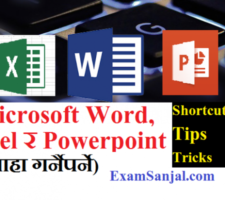 Keyboard Shortcuts in Microsoft Word, Excel & Powerpoint