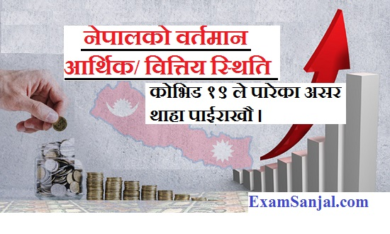 Current Economics Status of Nepal due to Covid 19