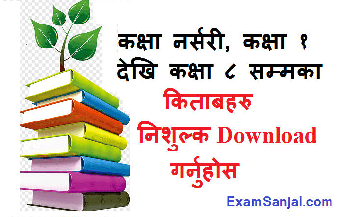 Online E Learning Text Book Pre Primary to Class 8 Students