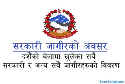 Lok Sewa Province Pradesh Local Level Sthaniya Taha Job Vacancy