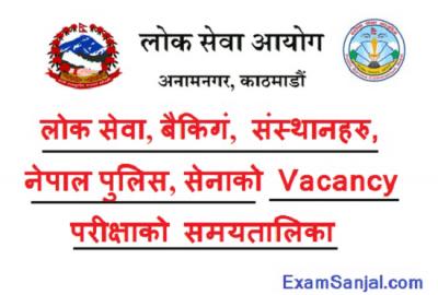 Lok Sewa Banking Police Army Sansthan Barshik Karyatalika