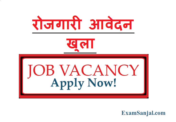 JOB Vacancy Notice for Hydropower Engineering Service in Nepal