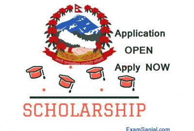 Pradesh Province Higher Education Scholarship Application Open Notice