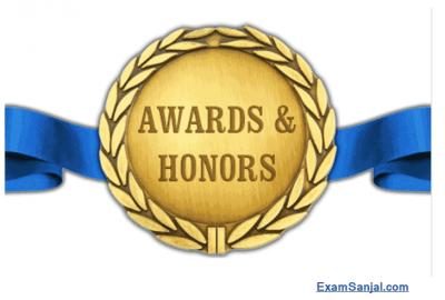 Tulsi Mehar Social Service Award Application Form Open for all