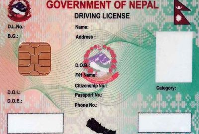 Online Driving License Online Visit Date Revised Notice by DOTM