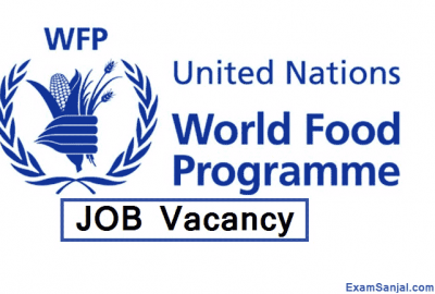 World Food Programme WFP Job Vacancy Nepal various posts