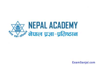 Nepal Pragya Pratisthan Job Vacancy Notice Nepal Academy