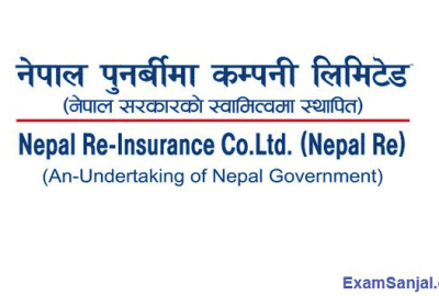Nepal Reinsurance Company open roster application for a vacancy