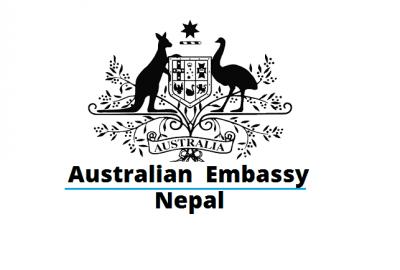 Australian Embassy Nepal Job Vacancy Notice