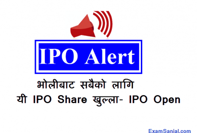 Mailung Khola Hydropower IPO Share Open for Public IPO Mailung